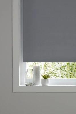 store enrouleur occultant colours boreas gris 55 x 180 cm