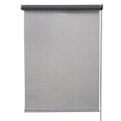 store enrouleur polyester gris roche must 200 x 190 cm