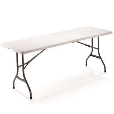 table de jardin pliante lifetime 182 9 x 76 2 cm