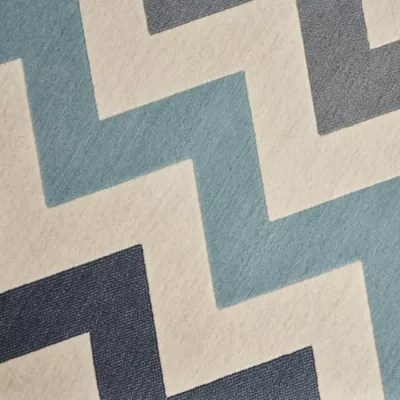 tapis balta soft chevrons 133 x 180 cm