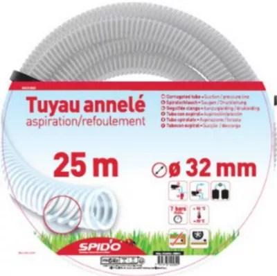 tuyau annele o32 mm l 25 m