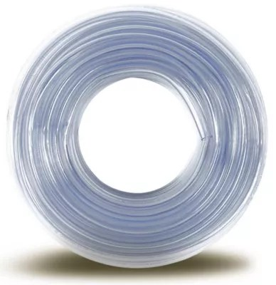 tuyau cristal clair o15 19 mm l 5 m