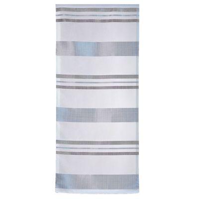 voilage l envol du decor picadilly gris 80 x 200 cm