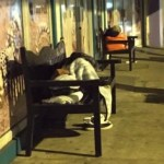 Homelessness neglected by government