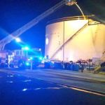 No plans to move fuel depot following fire