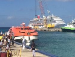 Cayman Islands cruise, Cayman News Service