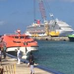 No sign of plan during port construction