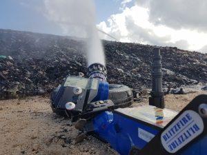 Cayman News Service, landfill fire