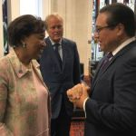 McLaughlin justifies trip to Commonwealth forum