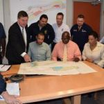 New seabed map to steer vessels to safety