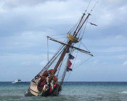 Jolly Roger, Cayman News Service