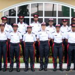 23 rookie cops begin basic training