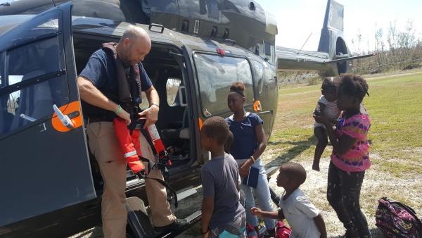 'It's all gone': how Hurricane Dorian devastated the Bahamas - podcast