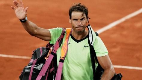 Rafael Nadal pulls out of Wimbledon and Tokyo Olympics
