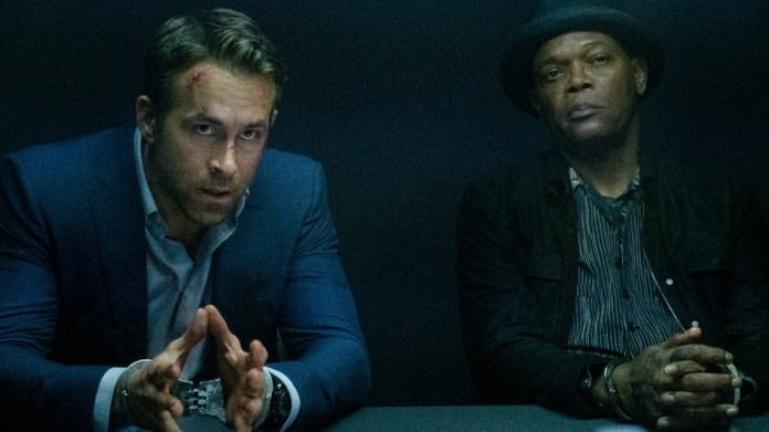 'The Hitman's Wife's Bodyguard' hits top mark at box office