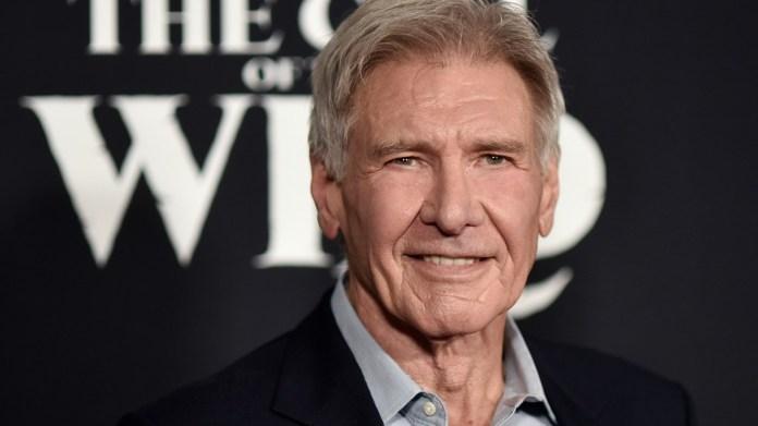 Harrison Ford injures shoulder on 'Indiana Jones 5' set