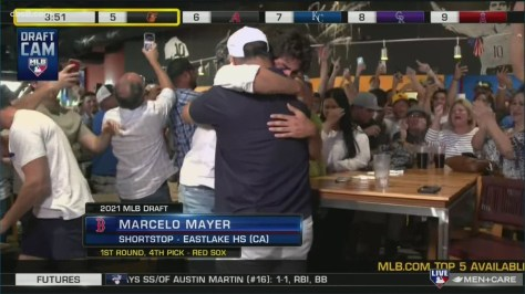 Two San Diego County high school shortstops taken in the first round of MLB draft