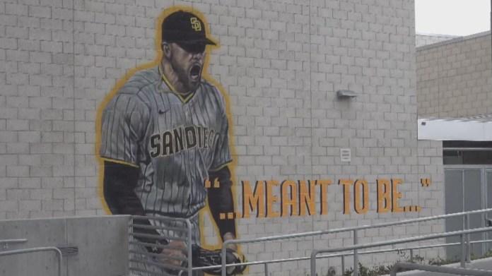 Joe Musgrove mural to be unveiled at Grossmont High School