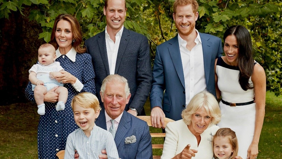 According to recent reports, queen elizabeth ii has two new dogs. Baby Sussex's Royal Family Tree: The Queen, the House of