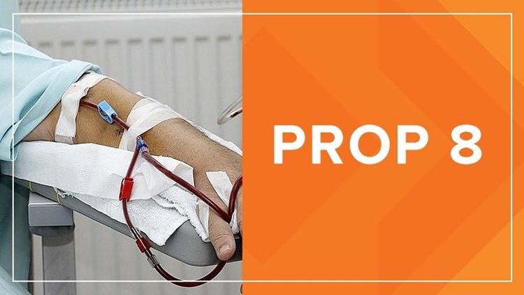 California voters reject Prop 8. measure to limit dialysis profits | cbs8.com