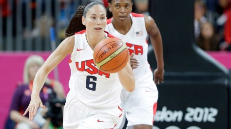 USA looks in good shape for 7th straight Olympic women's basketball gold