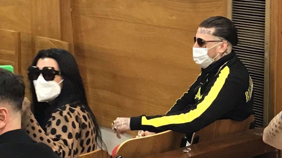 Alex y Charlotte Caniggia fueron condenados a prisión en suspenso: los detalles de la sentencia | El Destape