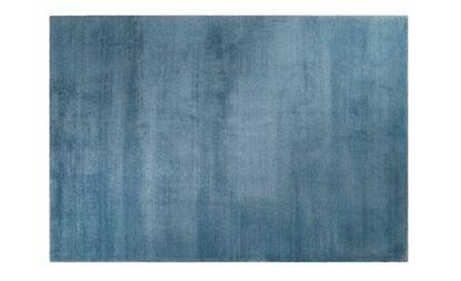tapis saint maclou bleu