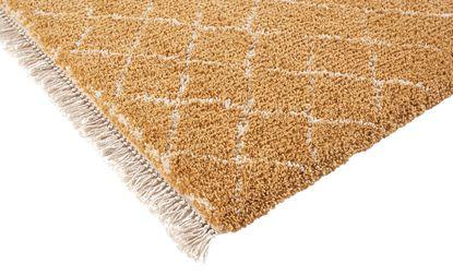 tapis ethnique motif losanges saint