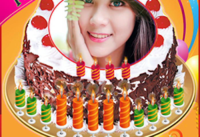 Name Photo On Birthday Cake Love Frames Editor Android Free