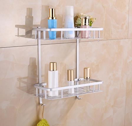support de rangement pour vos produits de bain