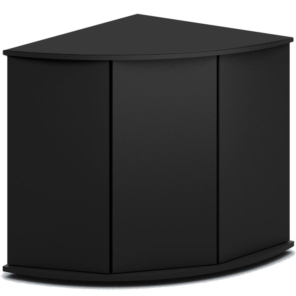 meuble d angle juwel trigon 190 sbx pour aquarium de 70 x 70 x 98 5 cm 4 coloris au choix noir chene clair blanc brun