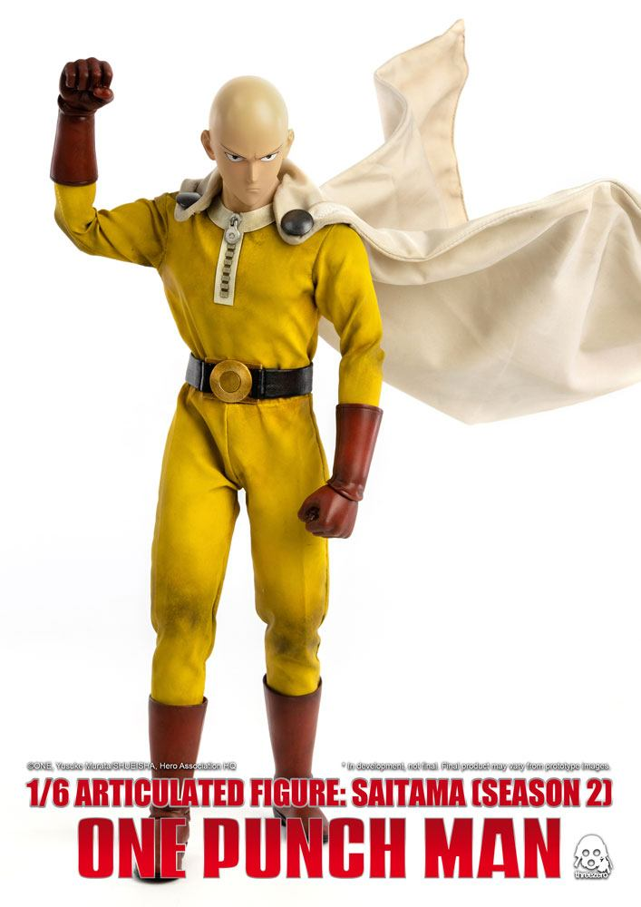 One Punch Man Saison 2 Avis : punch, saison, Figurine, Punch, Saitama, Saison, Figurines, Manga/One, 1001-Figurines
