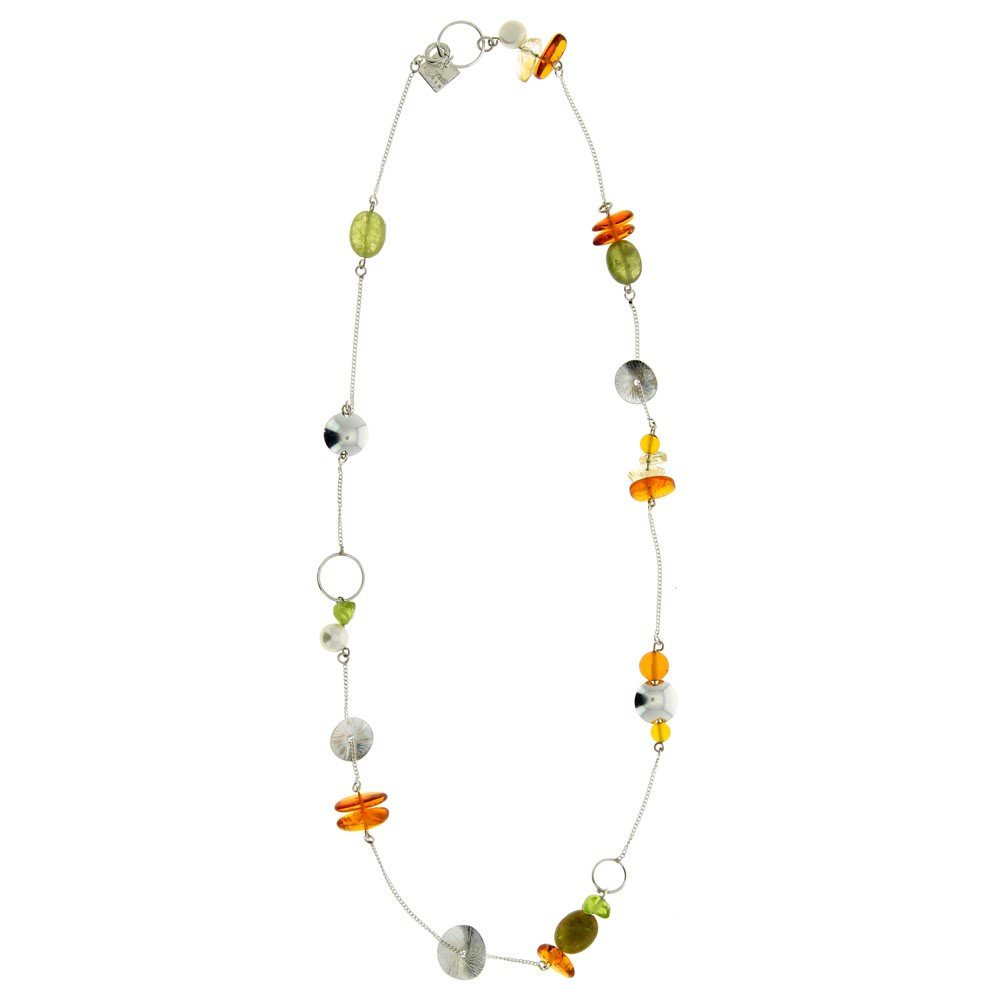 Collier - Nature Exotique  Sanguti : 139€