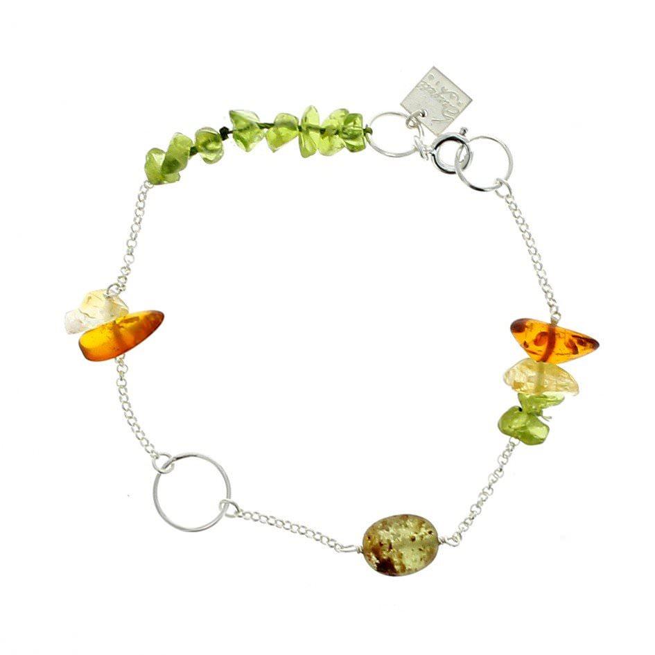 Bracelet - Nature Exotique  Sanguti : 54€