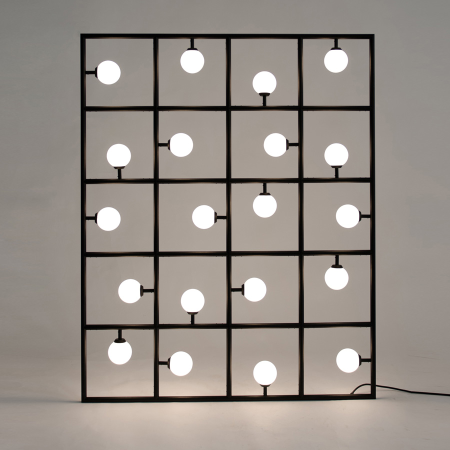 Luminaire Squares Floor Light - Atelier Areti : 4001.60€ sur DesignfromParis.com