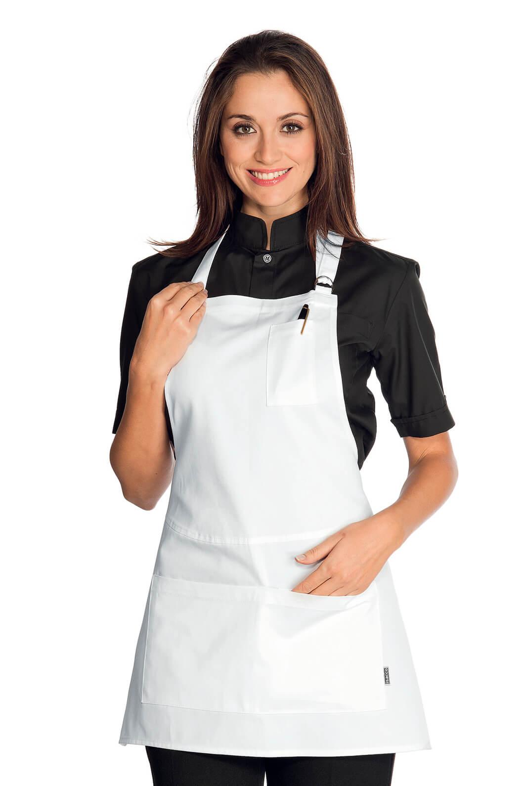 veste cuisine femme pas cher