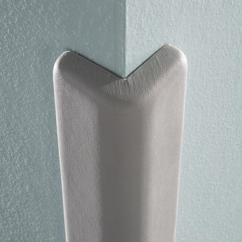 protection angle de mur deluxe gris interieur exterieur