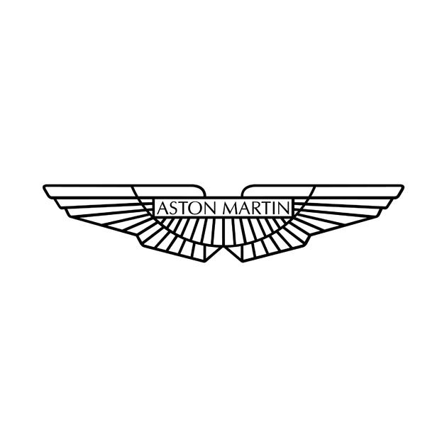 Aston Martin Aufkleber