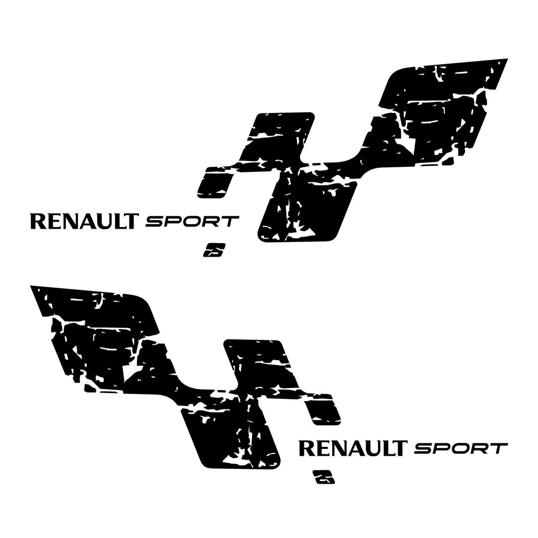 Stickers Renault Sport Ref 11