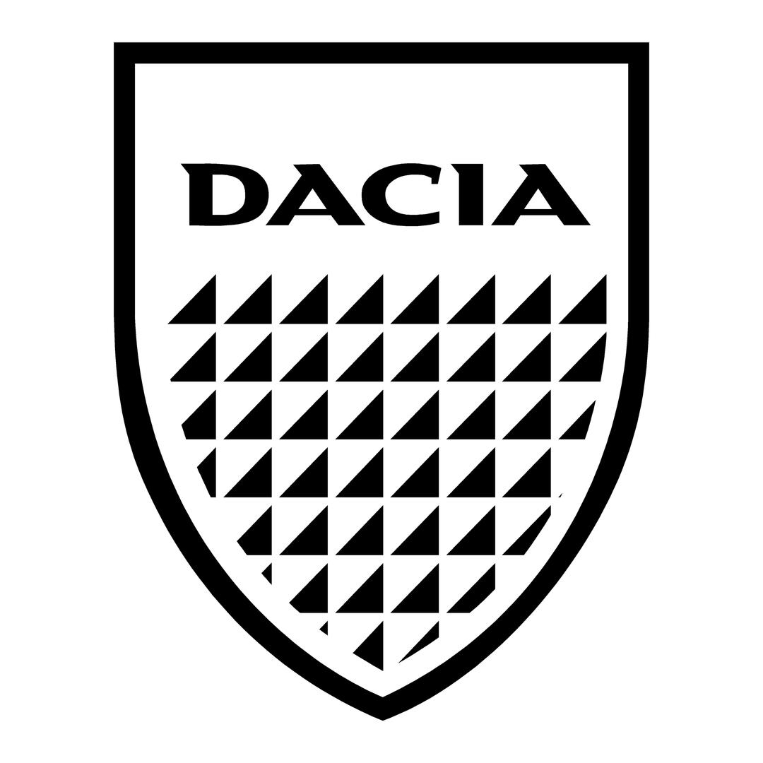 Sticker Dacia Ref 4
