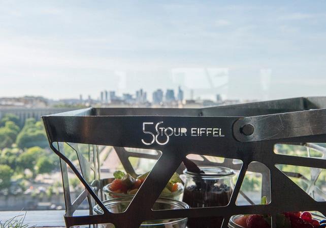 Restaurant 58 Eiffel Tower