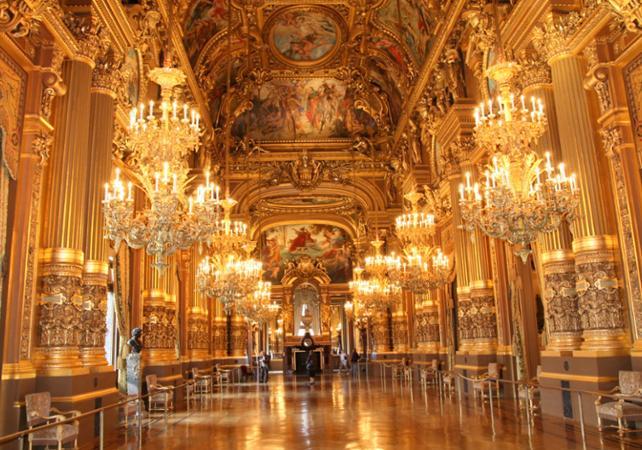 Paris  Les mystres de lOpra Garnier visite aprs la