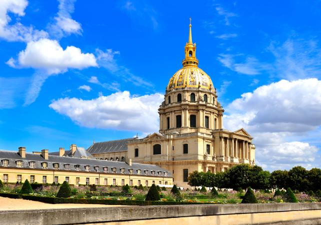 Walking Tours Guided Tour Of Les Invalides And The Army Museum Access To Restricted Areas