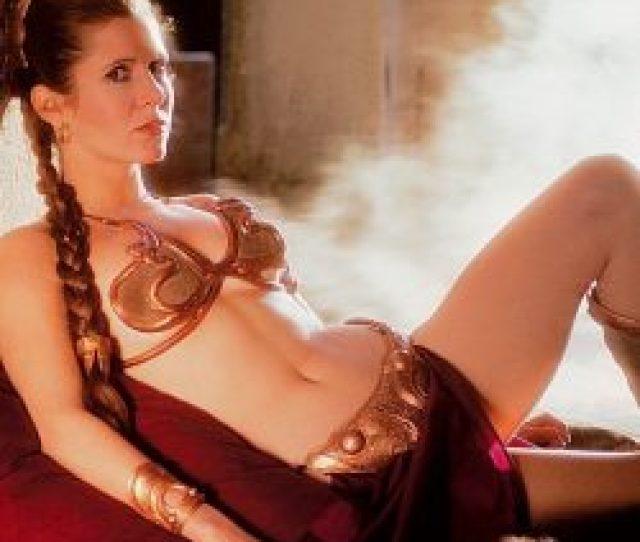 Carrie Fisher Celeb Masta
