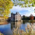 conseil gestion parc en permaculture au château de la Bussière modèle green