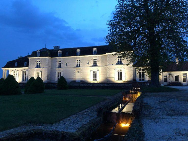 découvrir le chateau de villemorien et son histoire de nuit