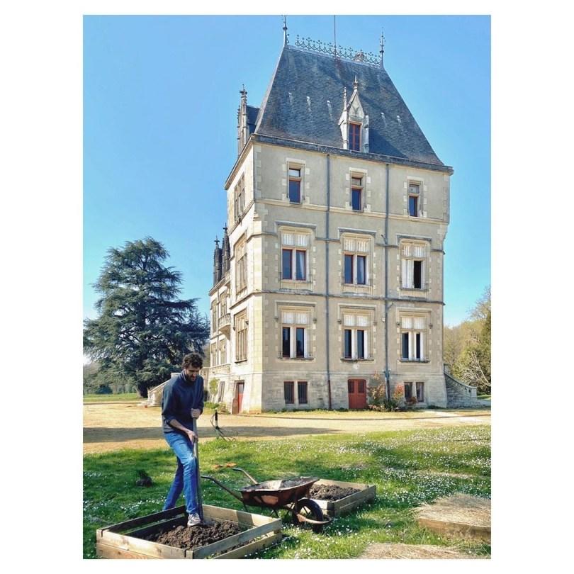 le château du boisrenault