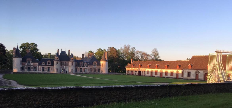 parole du château de Grandchamp dans l'YONNE et histoire intime