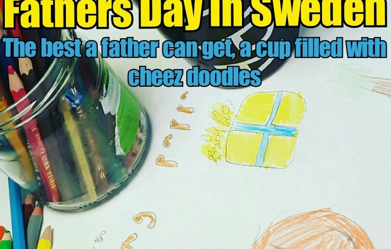 Fathers day with doodles