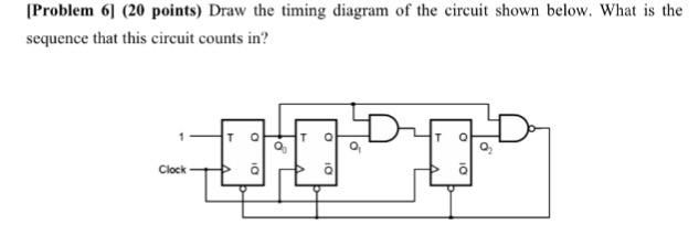 Solved: Draw The Liming Diagram Of The Circuit Shown Below